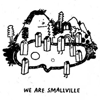 Cover art - Various Artists: We Are Smallville