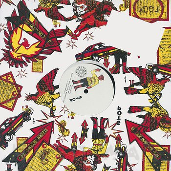 Cover art - Tony Allen: Awa Na Re Remix