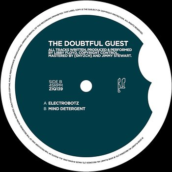 Cover art - The Doubtful Guest: Electrobotz