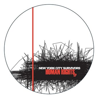 Cover art - New York City Survivors: Human Rights EP