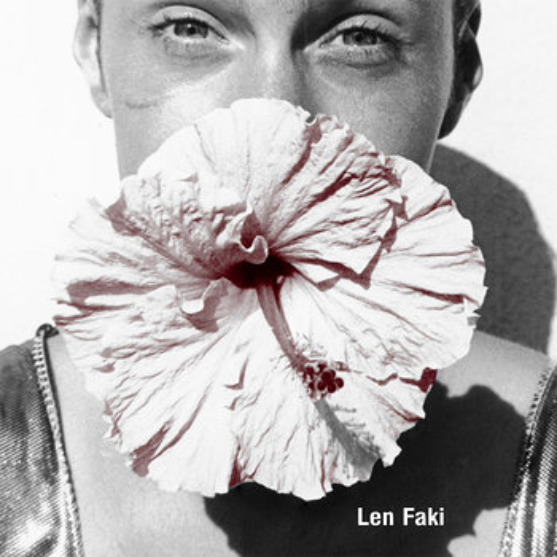Cover art - Len Faki: Rainbow Delta