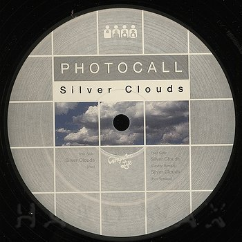 Cover art - Photocall: Silver Clouds
