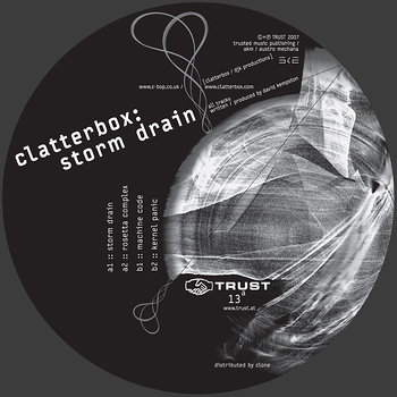 Cover art - Clatterbox: Storm Drain