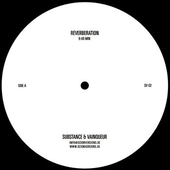 Cover art - Substance & Vainqueur: Reverberation