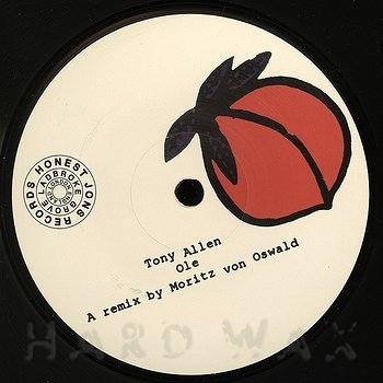 Cover art - Tony Allen: Ole (Moritz von Oswald Mix)