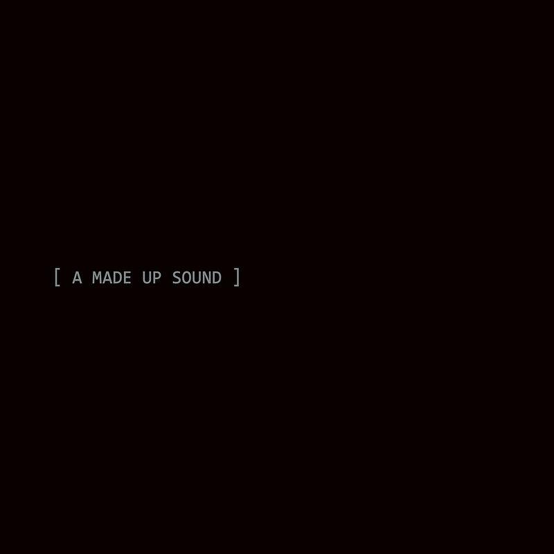 Cover art - A Made Up Sound: Havoc
