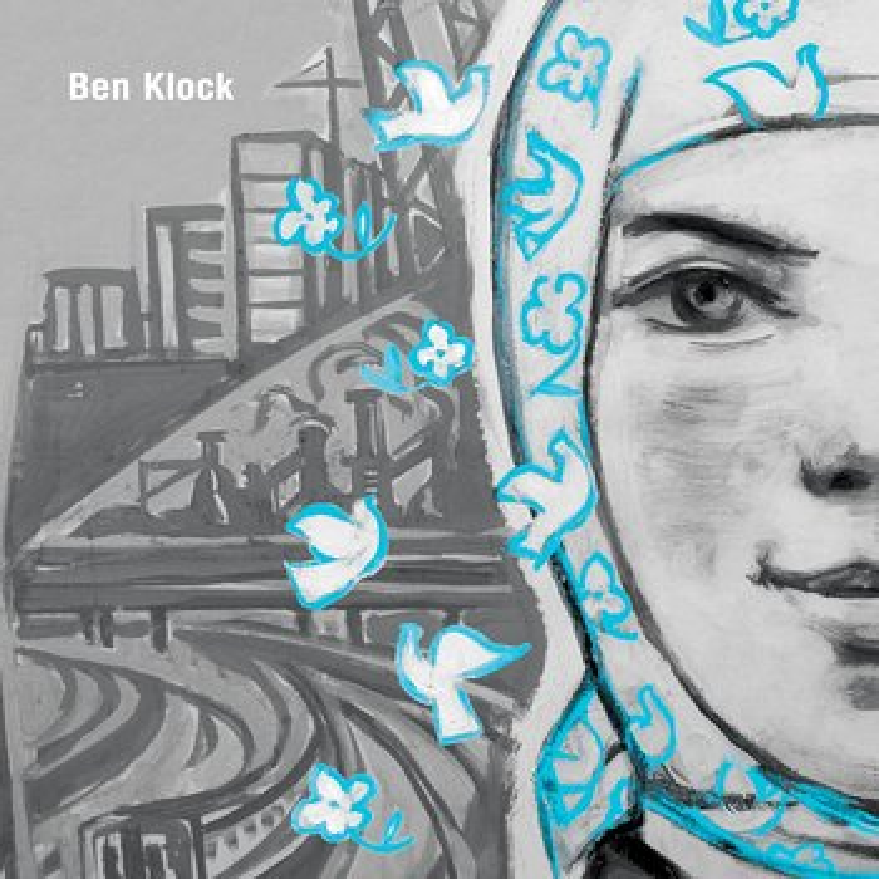 Cover art - Ben Klock: Czeslawa