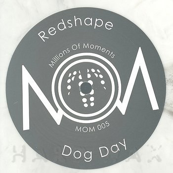 Cover art - Redshape: Dog Day