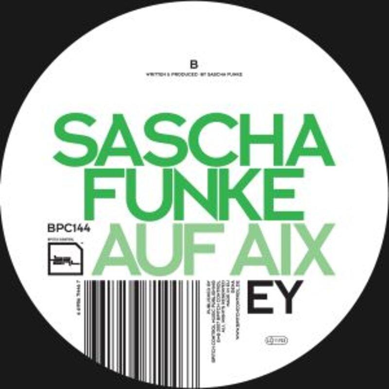 Cover art - Sascha Funke: Auf Aix