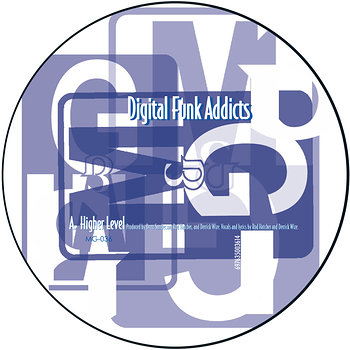 Cover art - Digital Funk Addicts: Higher Level