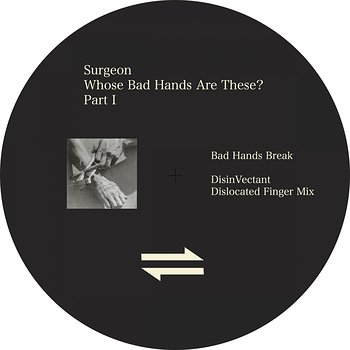 Cover art - Surgeon: Whose Bad Hands Are These? Part 1