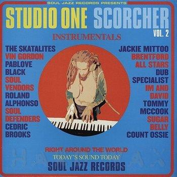Cover art - Various Artists: Studio One Scorcher Vol. 2