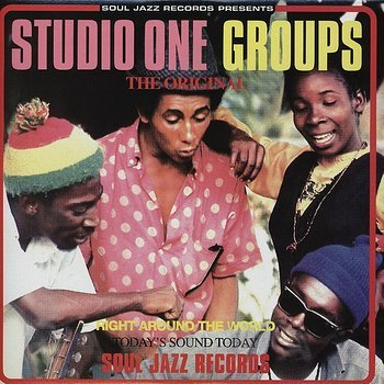 Cover art - Various Artists: Studio One Groups