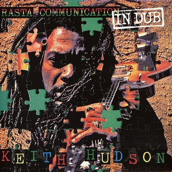 Cover art - Keith Hudson: Rasta Communication In Dub