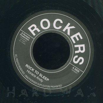 Cover art - Horace Andy: Rock To Sleep