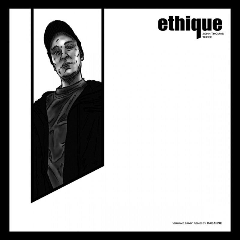 Cover art - John Thomas: Three