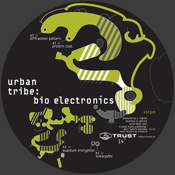 Cover art - Urban Tribe: Bio Electronics