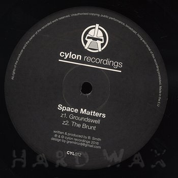 Cover art - Space Matters: Flat Planet EP