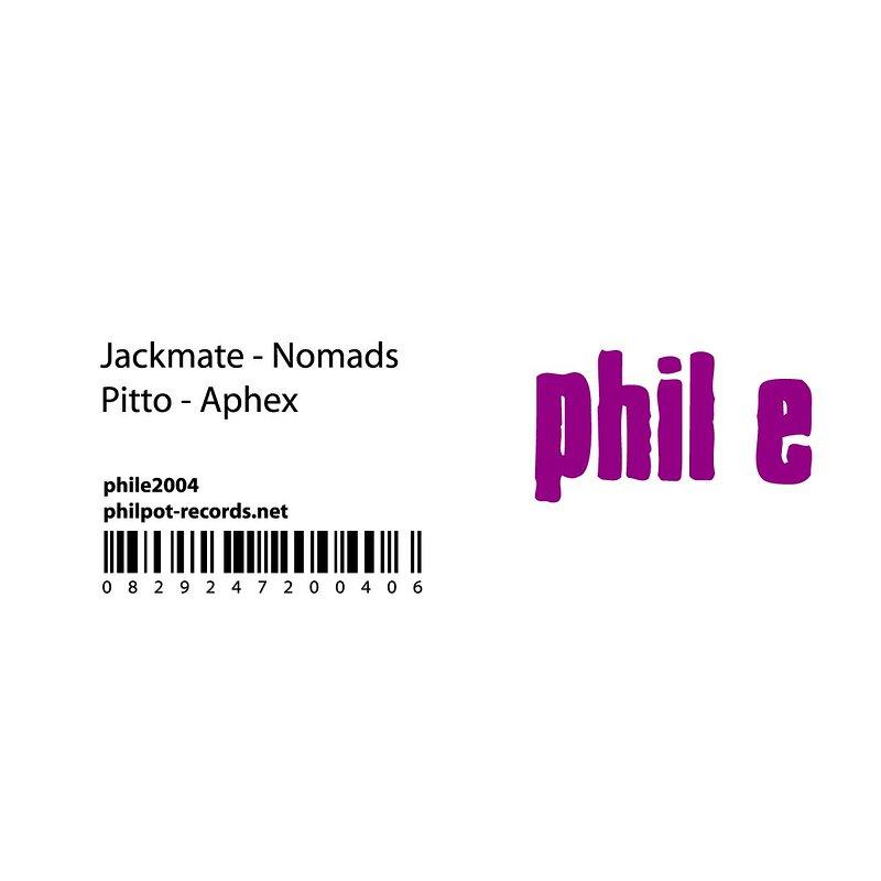 Cover art - Jackmate: Nomads