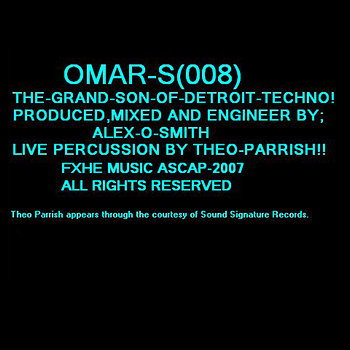 Cover art - Omar S feat. Theo Parrish: The Grand Son Of Detroit