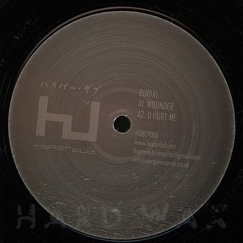 Cover art - Burial: Burial