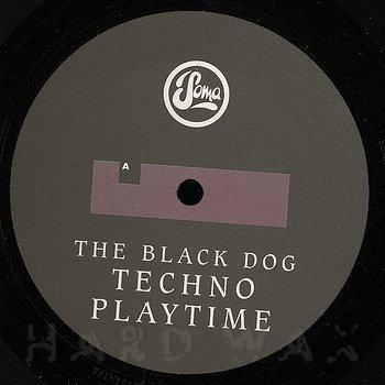 Cover art - The Black Dog: Techno Playtime