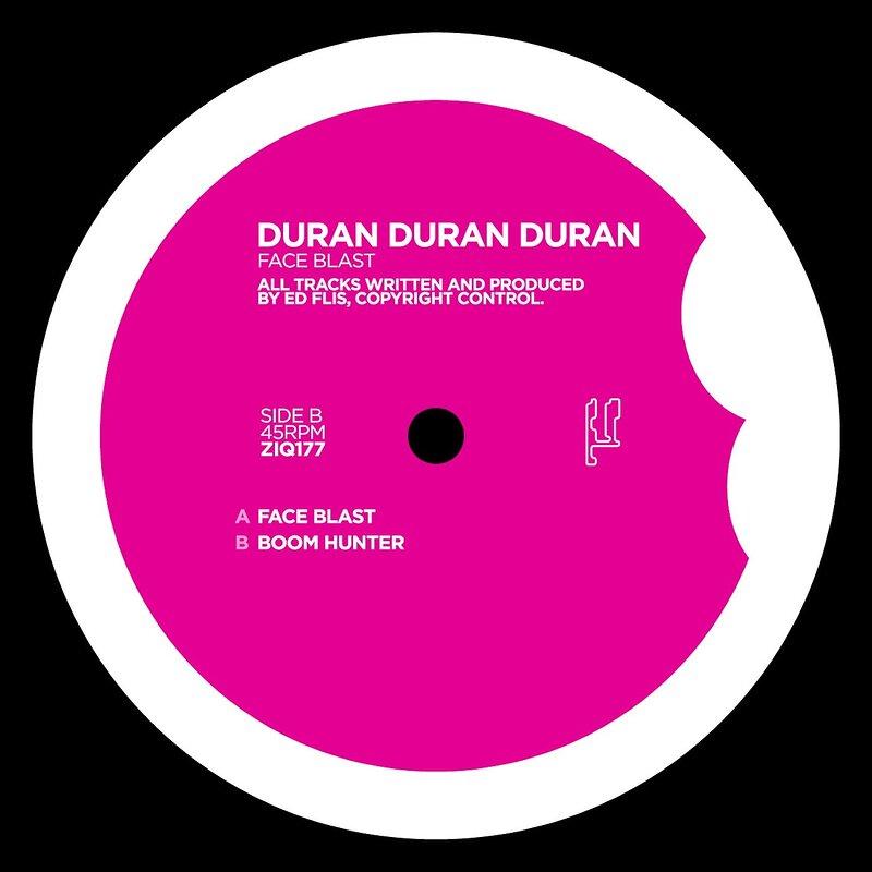 Cover art - Duran Duran Duran: Face Blast
