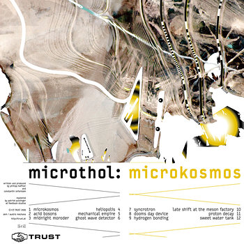Cover art - Microthol: Microkosmos Remixed