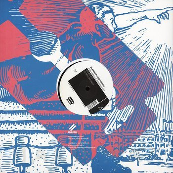 Cover art - Vladimir Dubyshkin: For Various Reasons 1