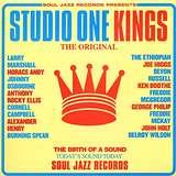 Cover art - Various Artists: Studio One Kings