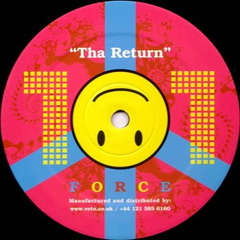 Cover art - 101 Force: Tha Return