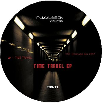 Cover art - K1: Time Travel EP