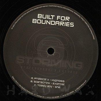 Cover art - Various Artists: Built For Boundaries Vol. 1