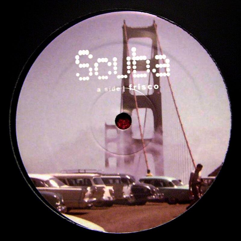 Cover art - Scuba: Frisco