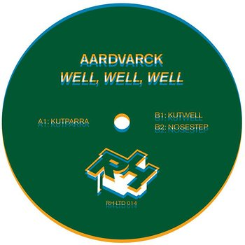 Cover art - Aardvarck: Well, Well, Well