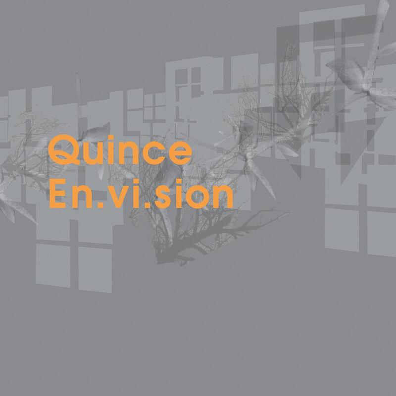 Cover art - Quince: En.vi.sion