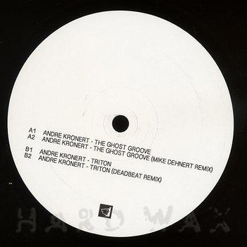 Cover art - André Kronert: Lost Era EP