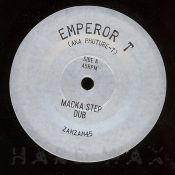 Cover art - Emperor T: Macka Step Dub
