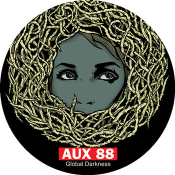 Cover art - Aux 88: Global Darkness