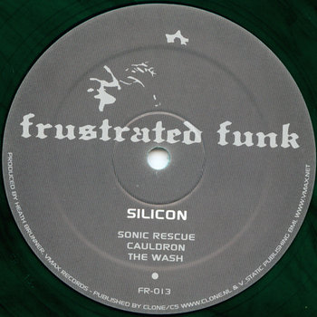 Cover art - Silicon: Sonic Rescue