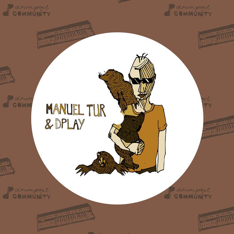Cover art - Manuel Tur & Dplay: Rest Your Senses