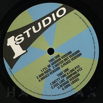 Cover art - Various Artists: Studio One Dub 2