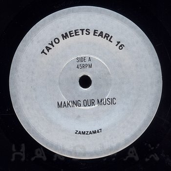 Cover art - Tayo Meets Earl 16: Making Our Music