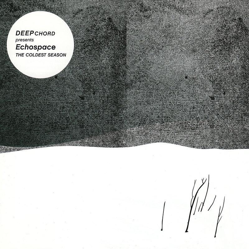 Cover art - Echospace: The Coldest Season