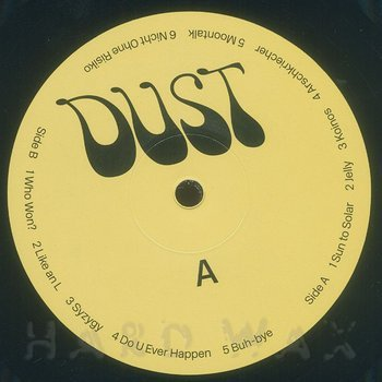 Cover art - Laurel Halo: Dust