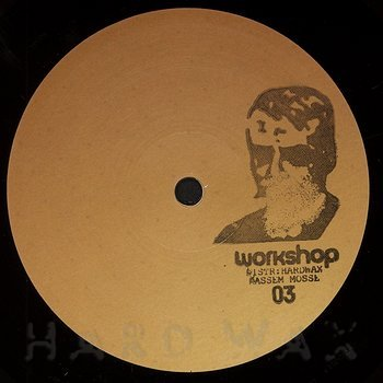 Cover art - Kassem Mosse: Workshop 03