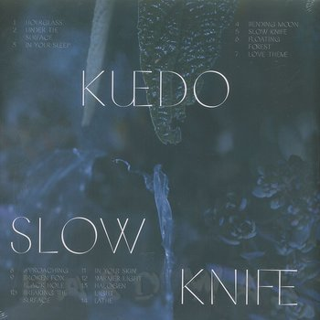Cover art - Kuedo: Slow Knife