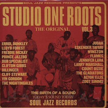 Cover art - Various Artists: Studio One Roots Vol. 3