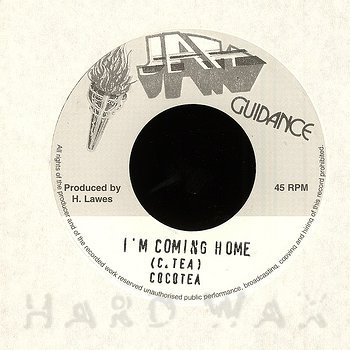 Cover art - Cocoa Tea: I'm Coming Home