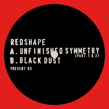 Cover art - Redshape: Unfinished Symmetry
